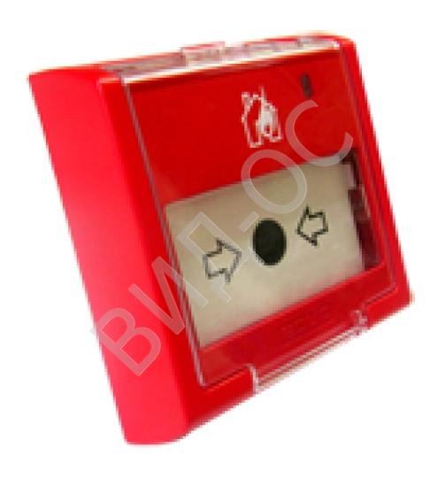 Извещатель пожарный ручной, применяется для передачи сообщения о пожаре или запуске пожаротушения при разрушении...